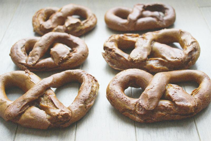Bretzels méga bons sans gluten & sans lactose