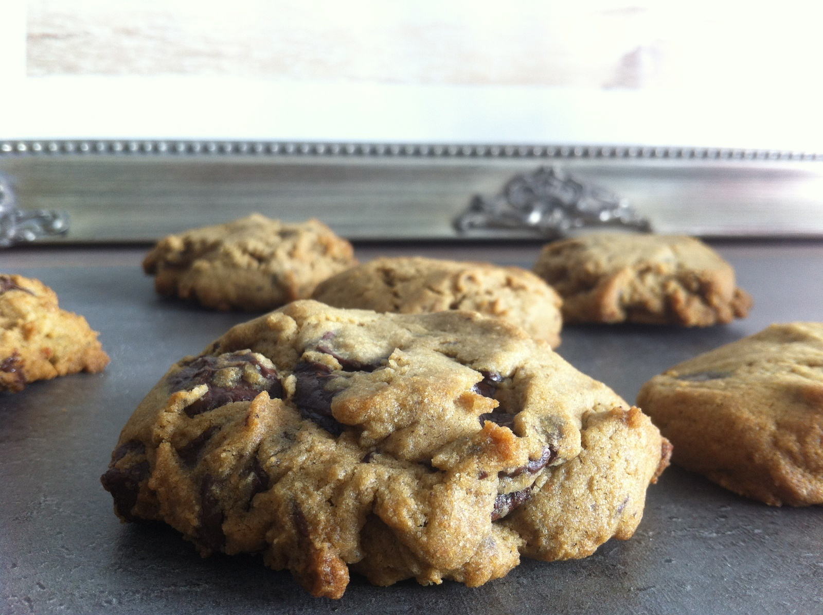 American cookie - sans gluten et sans lactose