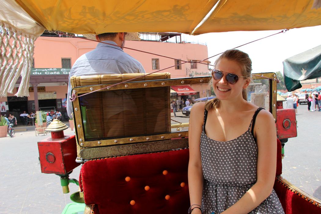 Marrakech et son jardin Majorelle