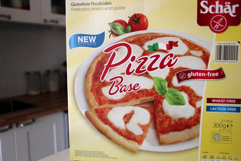 Le cas de la pizza sans gluten : toute une histoire !
