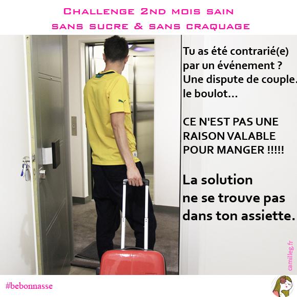Challenge Be Bonnasse : déjà 2 mois