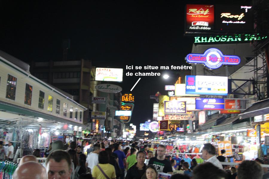 Thailande : premiers jours à Bangkok