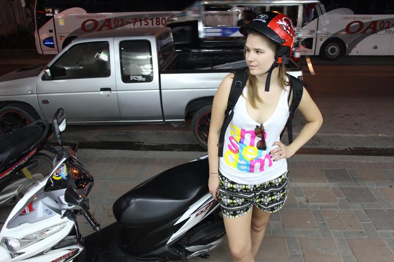 Bordel, je suis allée à Pattaya !! 1/2
