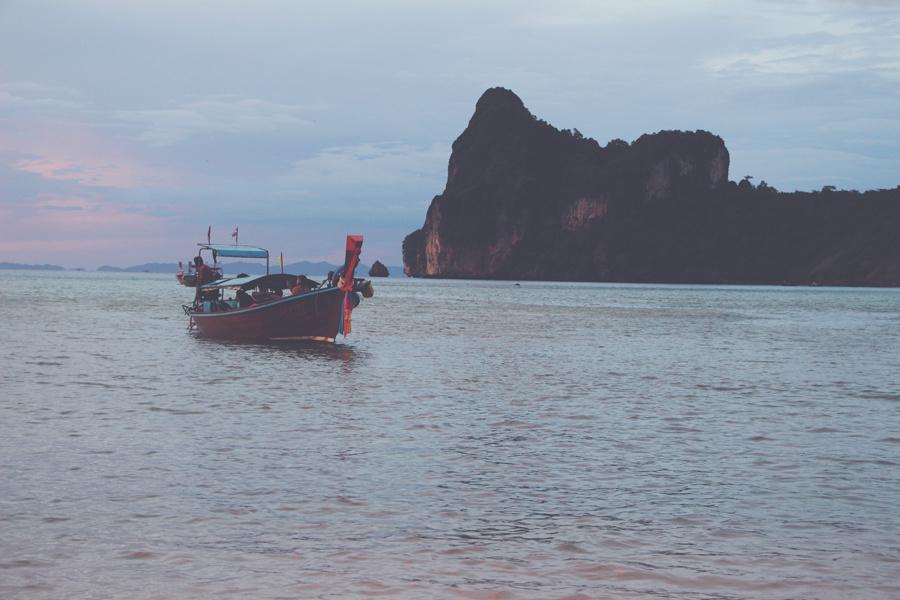 C'est parti pour Koh Phi Phi ! 1/2