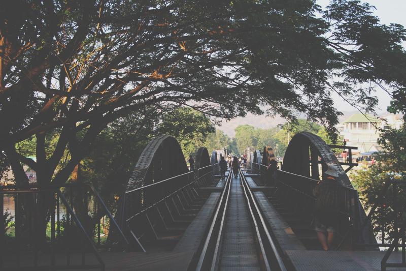 Le chemin de fer de la mort...