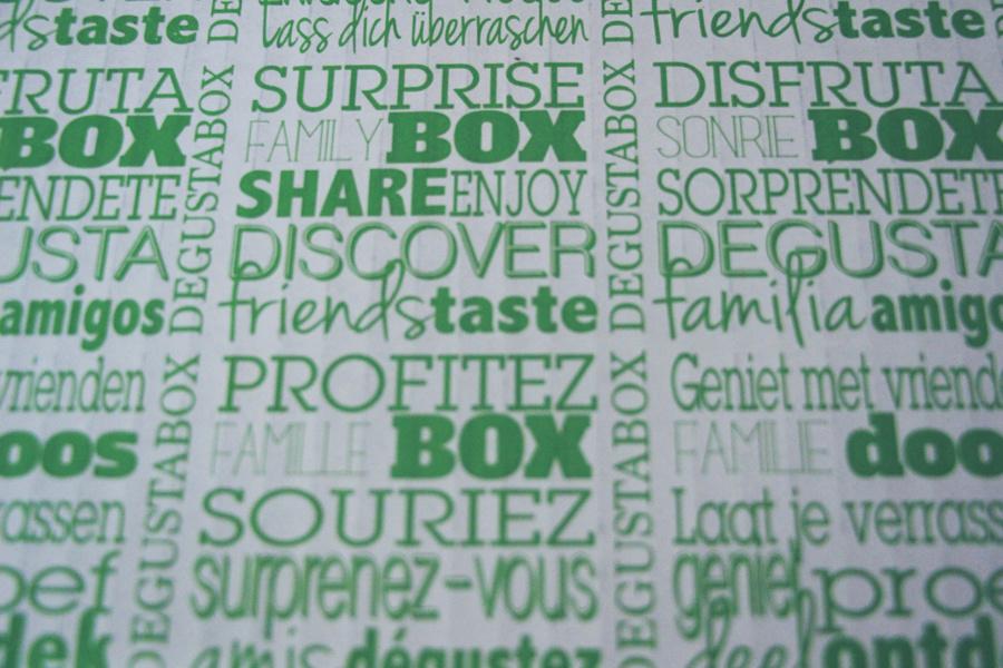 DegustaBox : quoi de neuf à la supérette ?