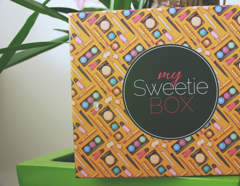 My Sweetie Box d'avril : 100% candy !