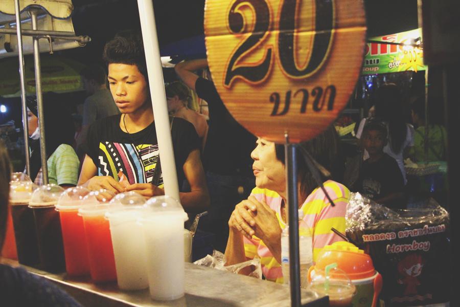 Thailande : Krabi de nuit
