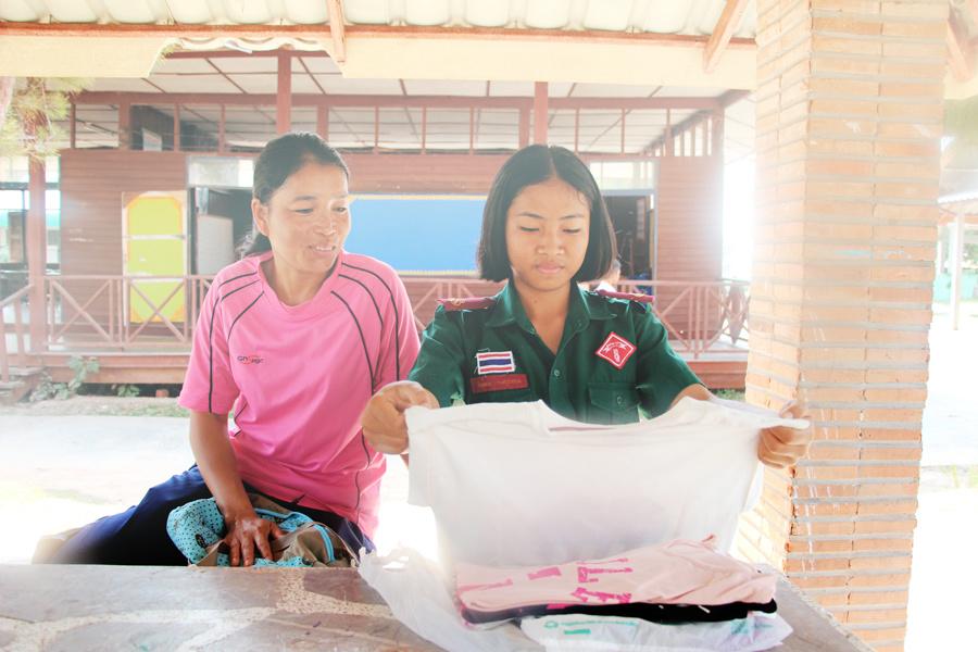 Thaïlande : la rencontre avec ma filleule