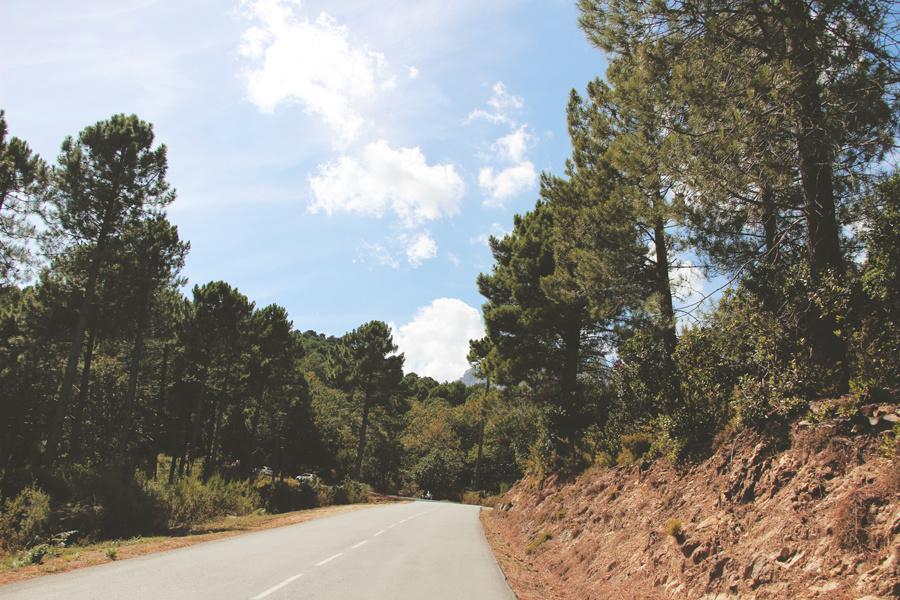 Corse : Bavella