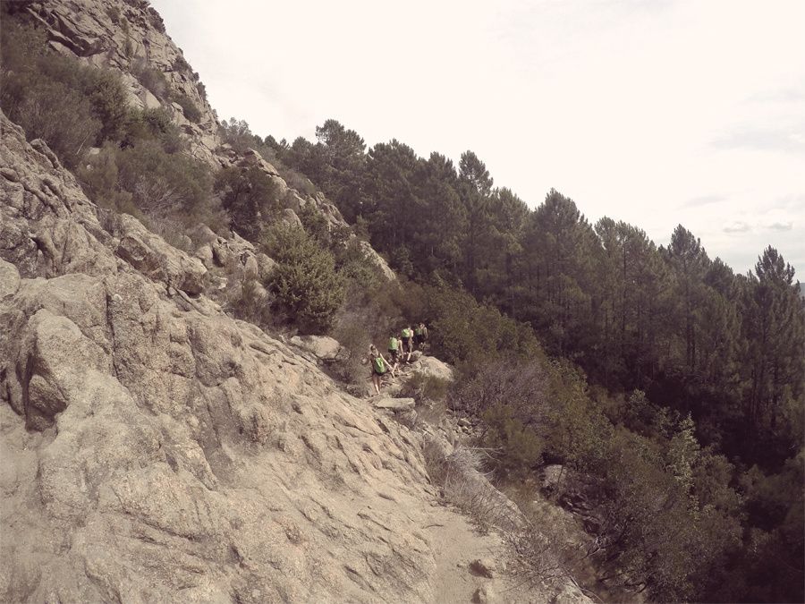 Corse : canyoning en vidéo