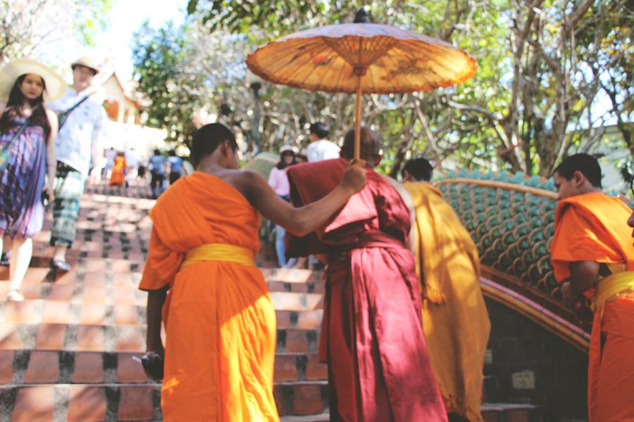 Chiang Mai : arrêtez Pattaya ou Phuket et allez-y ! #part1