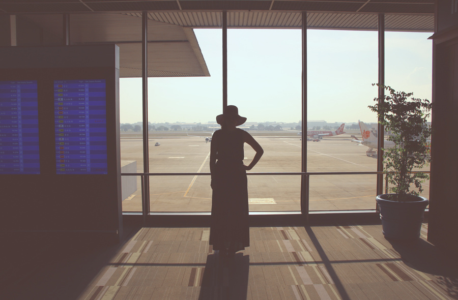 Aéroport de Bangkok - Donmeung