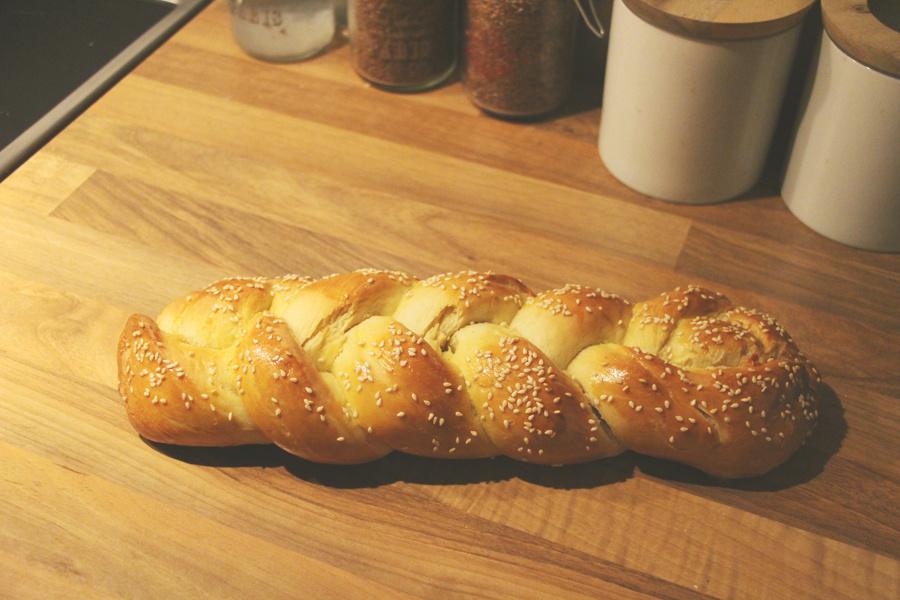 Challah sans gluten : le meilleur pain