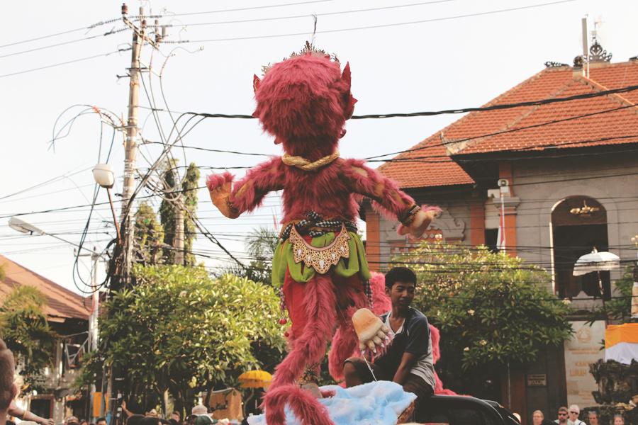 Bali : comment j'ai galéré 24h pendant Nyepi