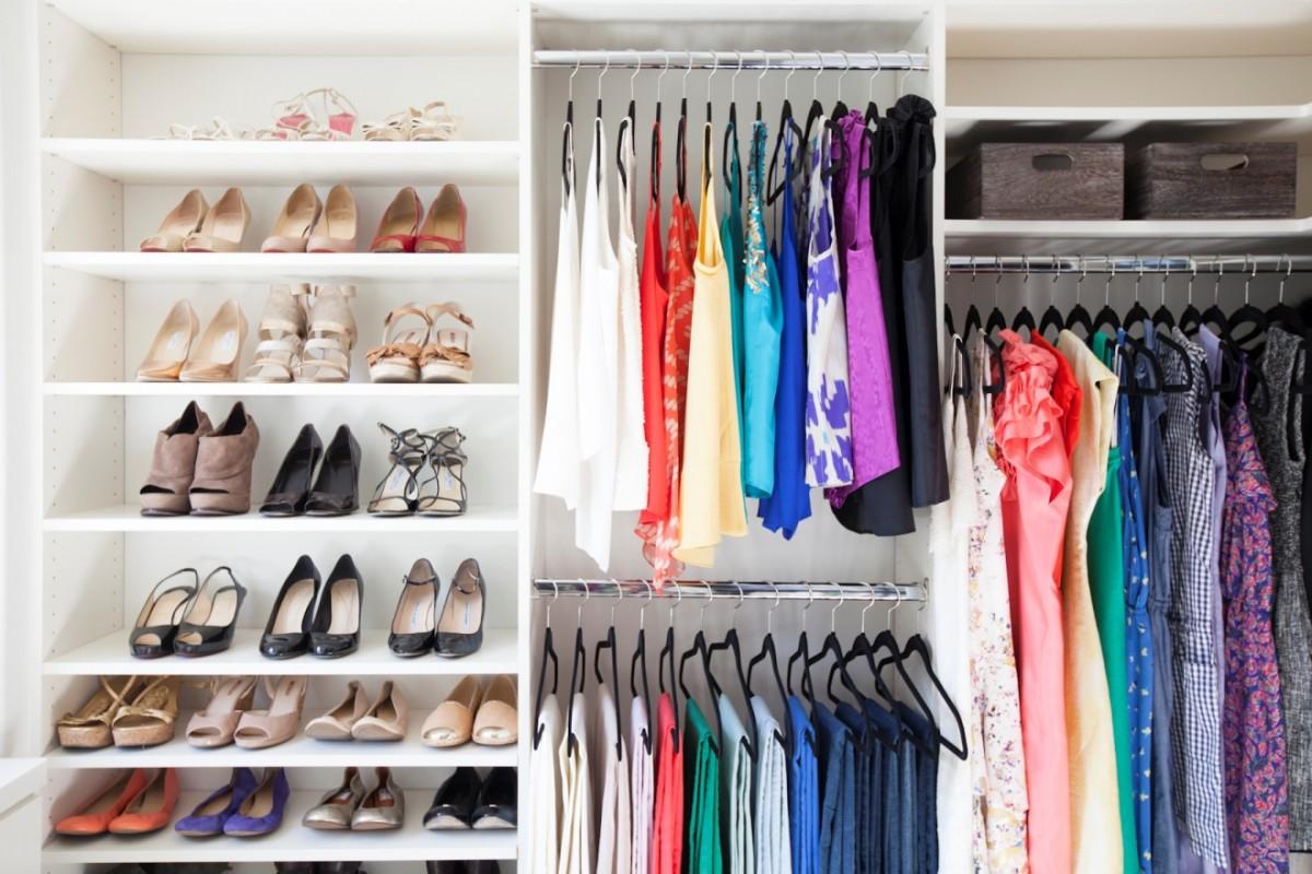 10 astuces pour ranger son dressing – CamilleG